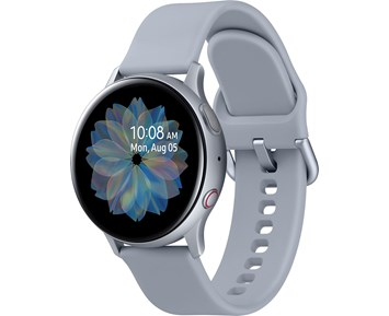 Samsung Galaxy Watch Active2 (40mm) Aluminum LTE Silver