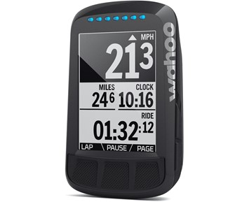 Sony Ericsson Wahoo ELEMNT BOLT Stealth Edition - Cycling Computer