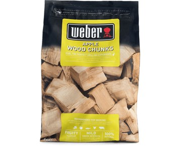 Weber Apple Wood Chunks 1,5 kg
