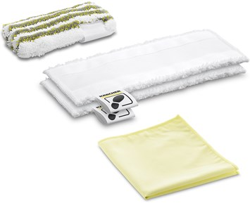Kärcher Microfiber cloths bathrooms - Easy Fix
