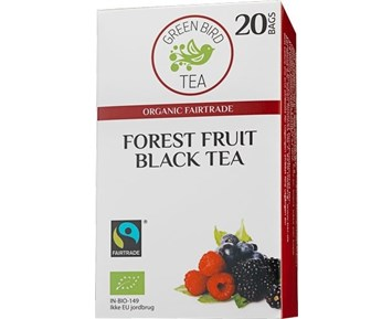 Green Bird Tea Tea Eko Forest berry 20pcs