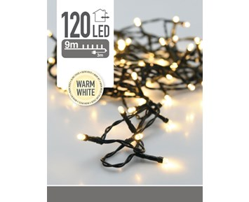 Others Led string 120 warm white outdoor