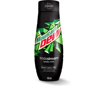 SodaStream Mountain Dew