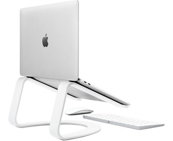 Twelve South Desktop stand for laptops for MacBook White