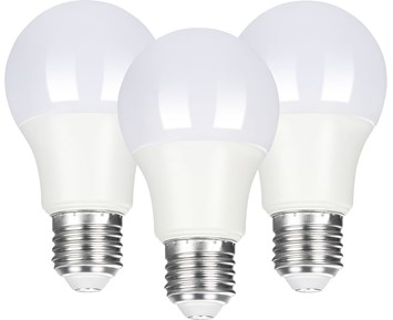 Andersson LED bulb E27 A60 6W 2700K 470LM 3-pack