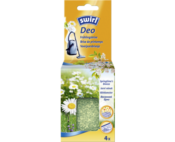Swirl Deo for vacuum cleaner Spring flower