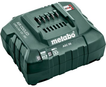 Metabo ASC 55 Metabo Laddare 12-36 Volt