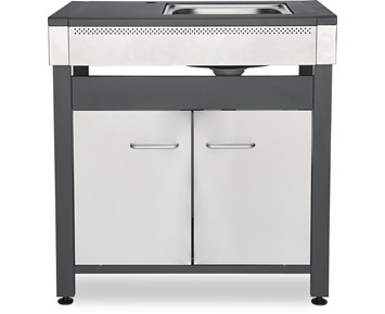Bilde av Austin And Barbeque Austin And Barbeque Aabq Side Table With Sink