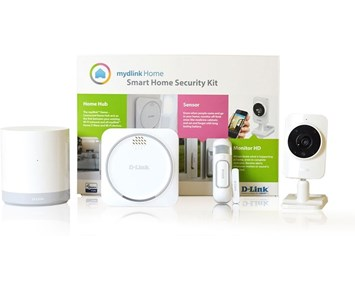 D-Link Security Kit Z-Wave