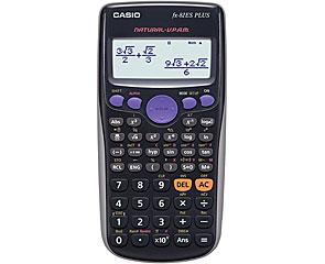 Casio fx82es plus brøk
