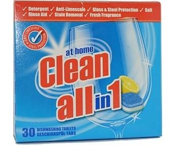 at home Clean All in 1 - Fri frakt på alt!