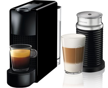 Nespresso Essenza Mini & Aeroccino 3