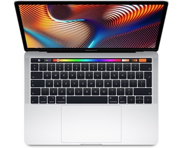Apple Macbook Pro 128GB MUHQ2H/A Silver