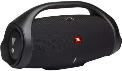 JBL Boombox Black Massivt storslagen Bluetooth høyttaler