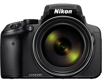 Nikon P900VeskeBatteri Nikon COOLPIX P900 med tilbehør