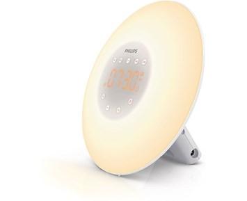 WakeUp Light hjelper deg å våkne mer behagelig HF350501