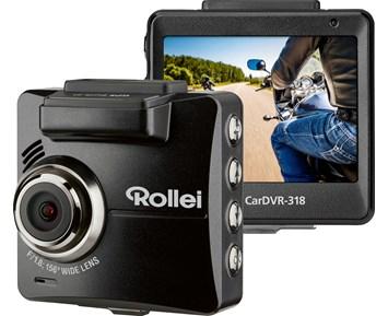 rollei cardvr 308 allsidig bilkamera med videoopptak i. Black Bedroom Furniture Sets. Home Design Ideas