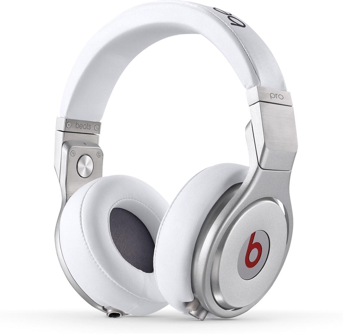 Beats by Dr. Dre Pro - White