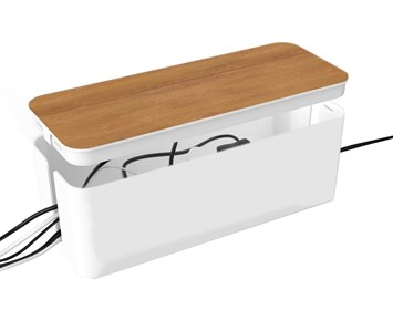 Andersson Cable box wood