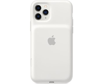 Apple iPhone 11 Pro Smart Battery Case with Wireless Charging - White