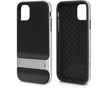 Andersson Soft Case w/ Silver edge for Apple iPhone 11