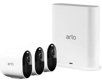 Bilde av Arlo Pro 3 - 3 Wire-free Cameras (vms4340p-100eus)