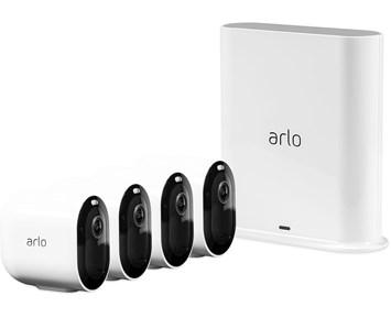 Bilde av Arlo Pro 3 - 4 Wire-free Cameras (vms4440p-100eus)