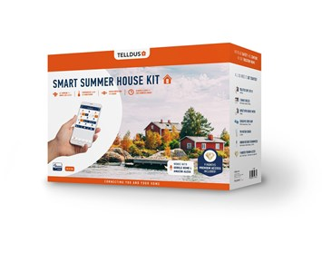 Telldus Smart Summer House Package