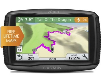 Garmin zumo 595 LM EU Travel Edition