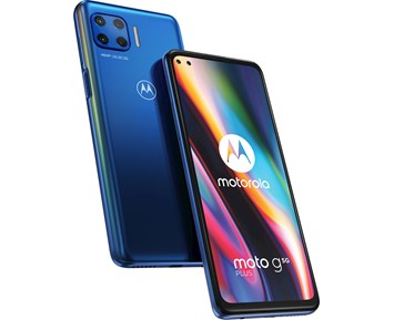 Motorola Moto G 5G Plus 6+128 Surfing Blue