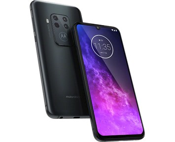 Motorola One Zoom Electric Gray