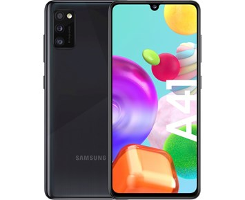 Samsung Galaxy A41 Black