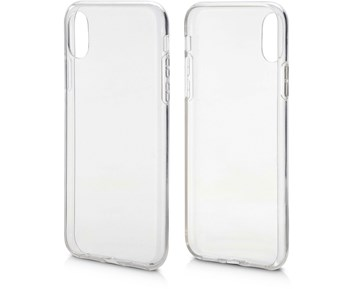 Andersson Soft Case Transparent for iPhone X/XS