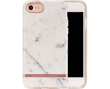 Richmond & Finch White Marble for iPhone 6/6S/7/8