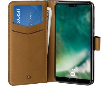 Xqisit Slim Wallet Selection Case Huawei P20