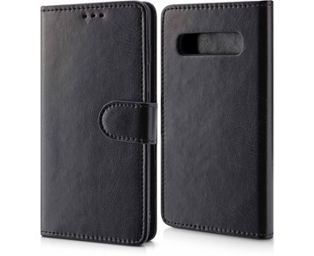Andersson Magnetic Wallet Case Black for Samsung S10