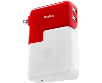 Apple PlugBug Duo - Supercharge your MacBook Charger