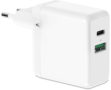 Andersson Wall charger USB C-PD (18W) + QC3.0