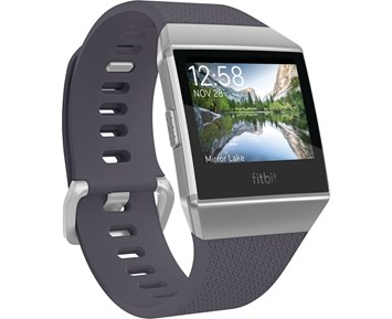 Fitbit Ionic Blue Gray/Silver Gray