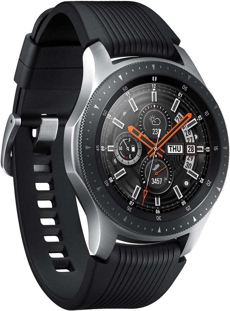 Samsung Galaxy Watch 46mm Silver | På lager | Billig