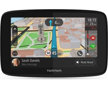 TomTom GO520 LTM World
