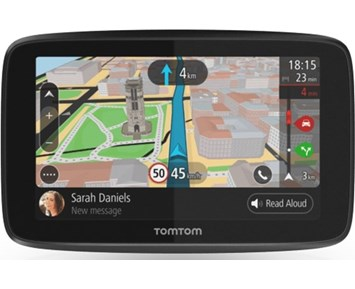 TomTom GO5200 LTM World