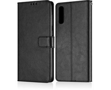Andersson Premium Wallet Case Black for Samsung A70
