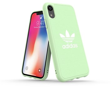 Bilde av Adidas Canvas Moulded Case Clear Mint Iphone Xr