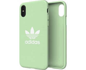 Bilde av Adidas Canvas Moulded Case Clear Mint Iphone Xs
