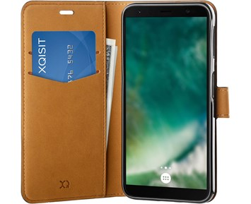 Xqisit Slim Wallet Selection for Galaxy A7 (2018)