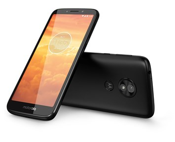 Motorola Moto E5 Play Black