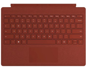 Microsoft Surface Pro Signature Type Cover Coral