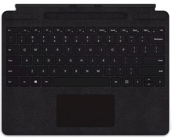 Microsoft Surface Pro X Signature keyboard Black