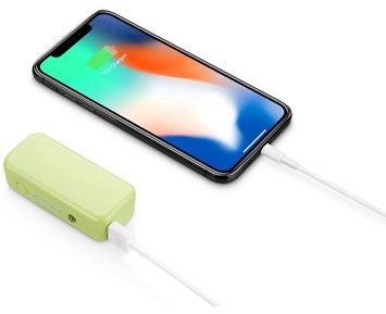 ON Powerbank 2.000 Lime